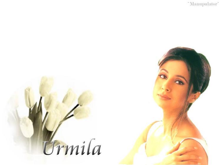 Urmila Matondkar Sexiest Wallpaper