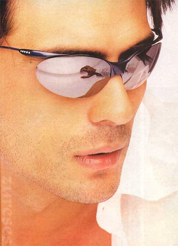 Sexy Arjun Rampal Hot Look Wallpaper