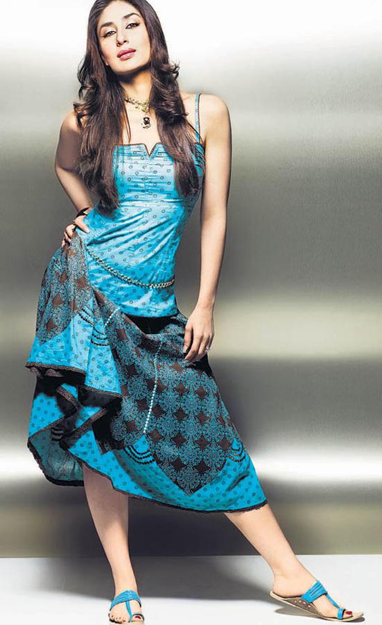 Gorgeous Beauty Kareena Kapoor Sexy Pose Photo Shoot