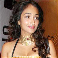 Jiah Khan Looking Very Gorgeous