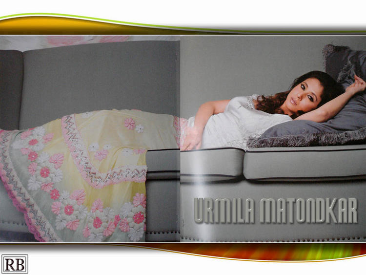Urmila Matondkar On Sleeping Mode