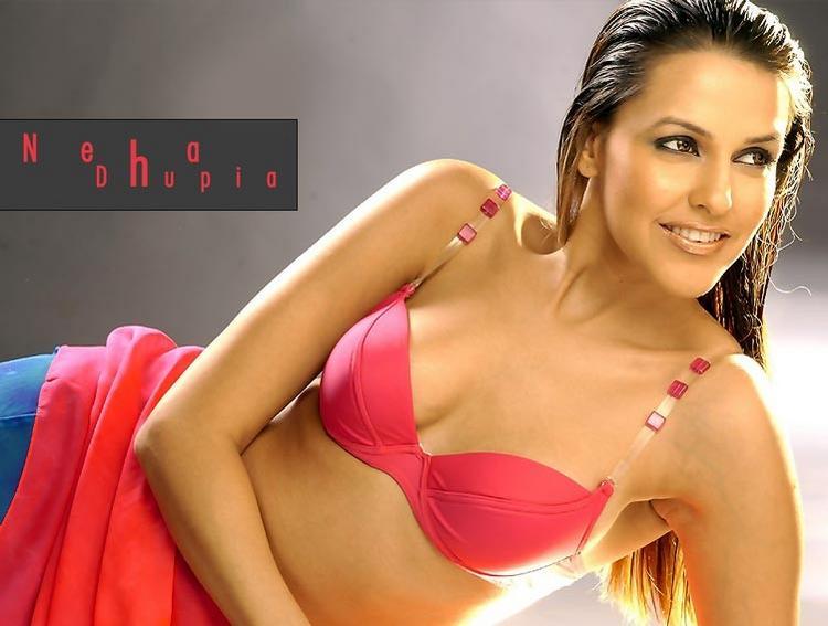 Sexiest Neha Dhupia Wallpaper