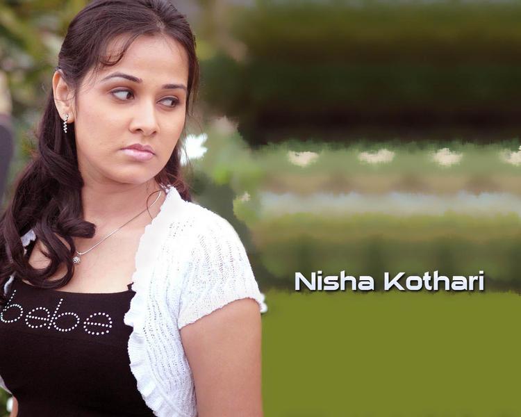 Nisha Kothari Stunning Wallpaper