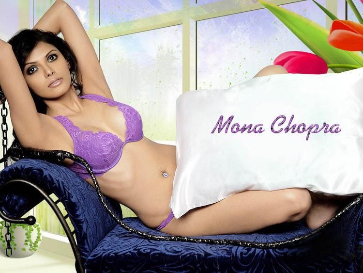 Mona Chopra Shocking Wallpaper