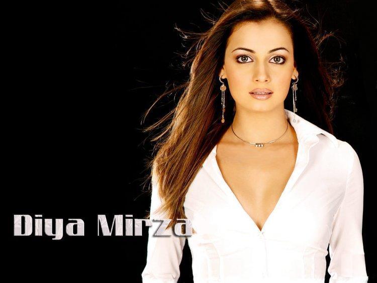 Diya Mirza Sexiest Wallpaper