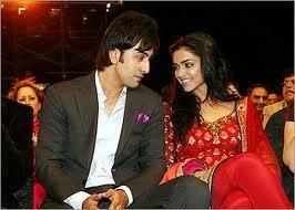Ranbir and Deepika at Awards