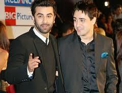 Ranbir Kapoor and Imran Black Blazer Still