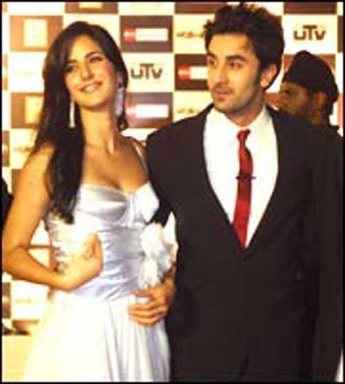Ranbir Kapoor and Katrina Hot Gorgeous Photo