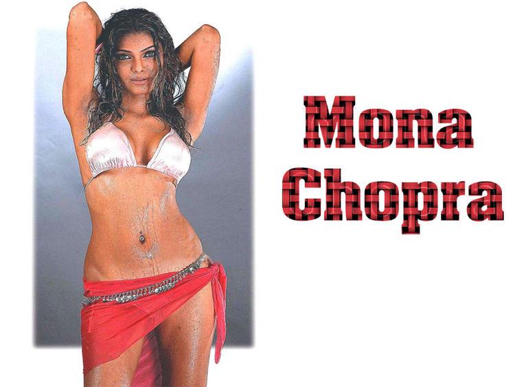 Mona Chopra Bold Wallpaper