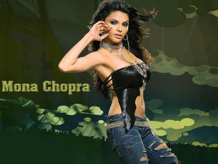 Mona Chopra Hot Sexy Wallpaper