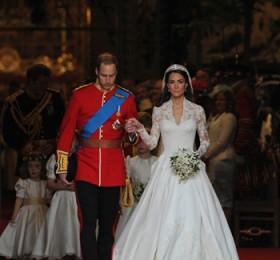 Kate Middleton and Prince William Wedding Photo