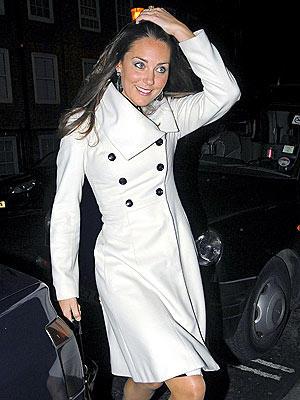 Kate Middleton White Blazer Glamour Still