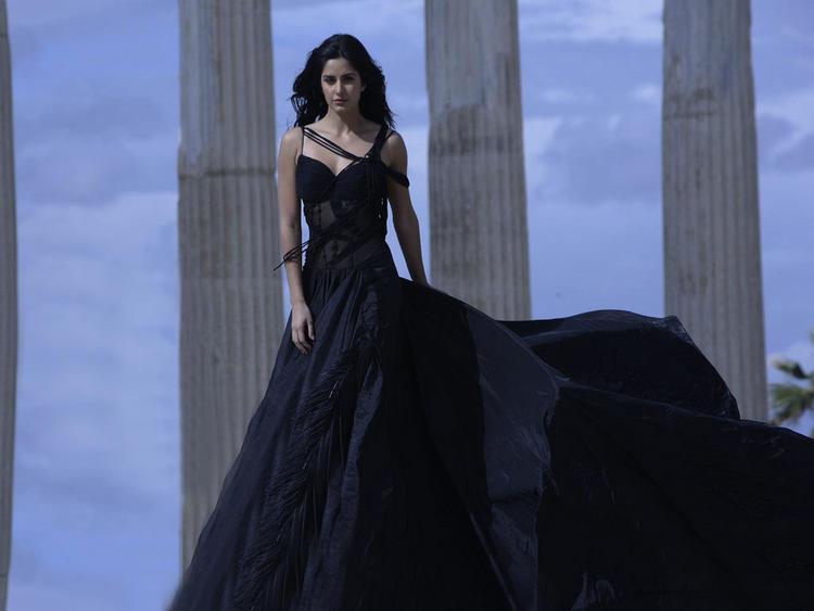 Beautiful Katrina Kaif Amazing Gown Still