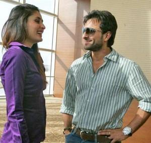 Saif and Kareena Kapoor Dubai Pics