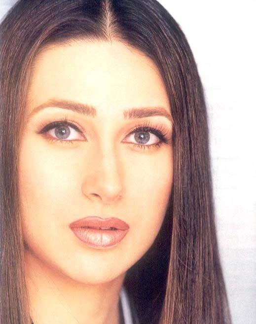 Karishma Kapoor Beauty Face Still