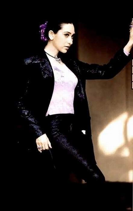Karishma Kapoor Hot Still In Black Blazer