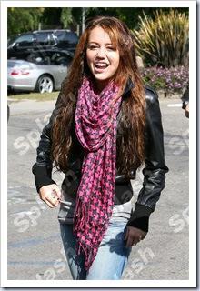 Miley Cyrus Stunning Still