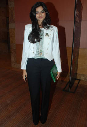 Sonam Kapoor at Lakme Fashion Week