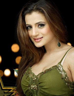 Amisha Patel Dazzling Face Look Pics