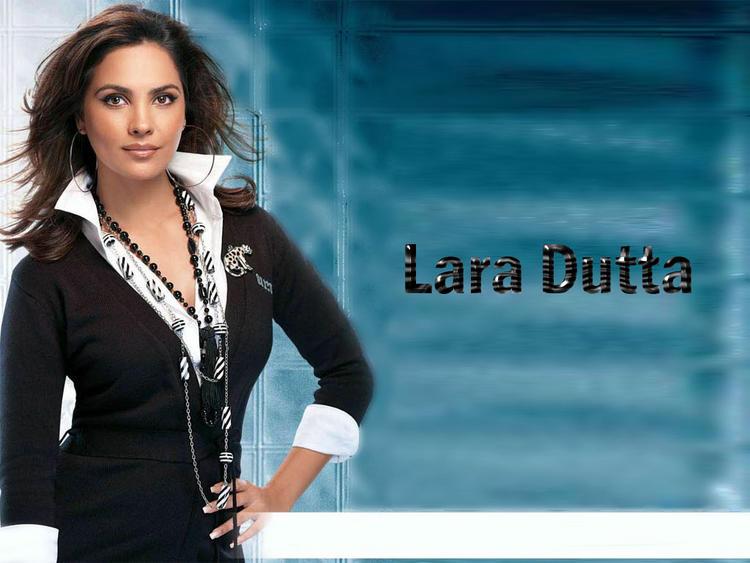 Glamour Lara Dutta Hot Wallpaper