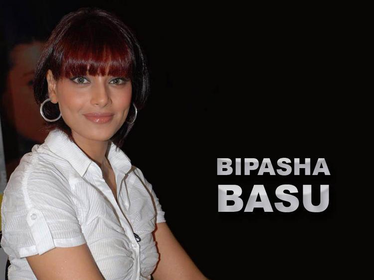 Bipasha Basu Nice Hair Style Wallpaper