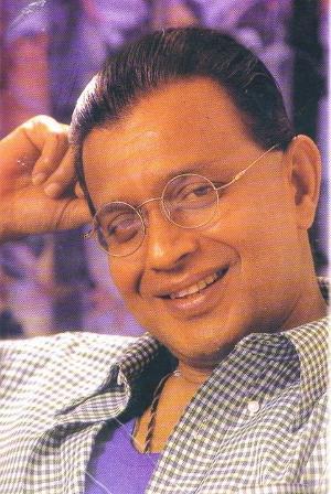 Mithun Chakraborty Smiling Photo