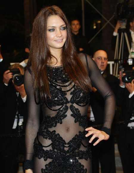 Playboy Model Candice Boucher at Cannes