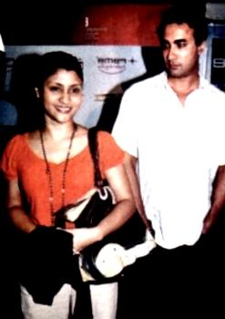 Konkona Sen and Ranvir Photo