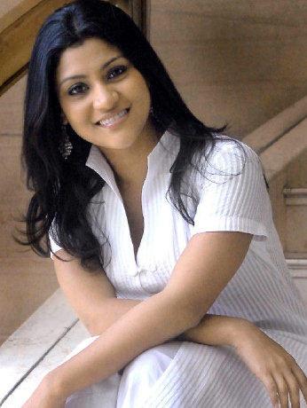 Konkona Sen Sharma Looking Very Beautiful