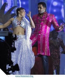 Abhishek Bachchan Hot Dancing Still On Stage