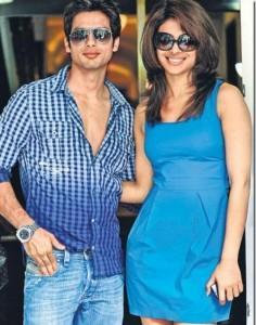 Shahid Kapoor And Priyanka Chopra Stylist Look Stills