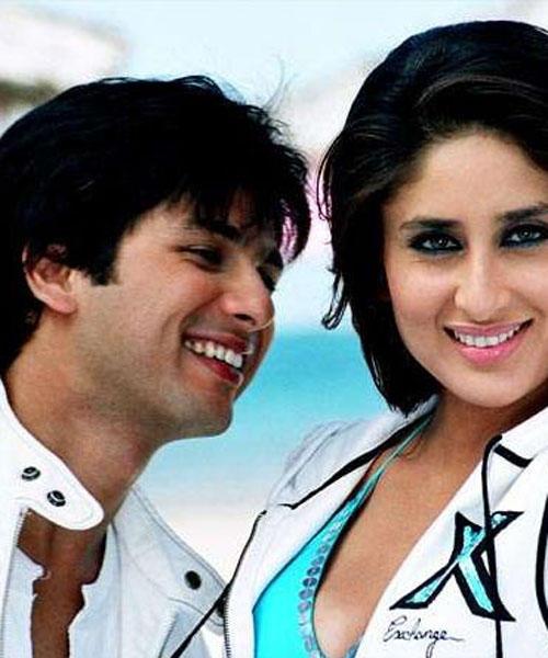 Shahid With Kareena Kapoor Hot Pic In Milenge Milenge