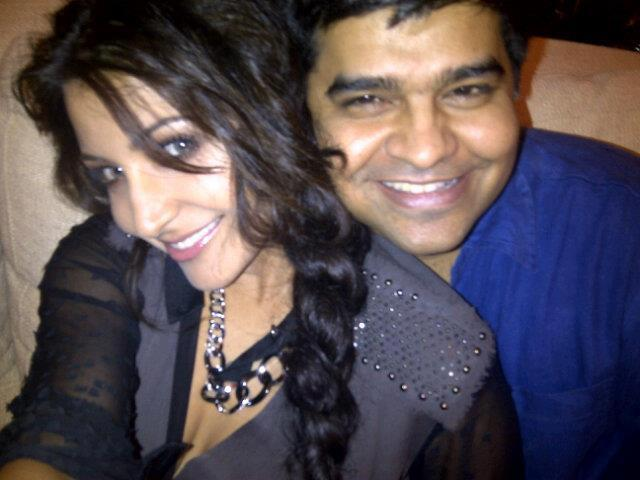 Anushka Sharma on the Sets of a Photoshoot for Filmfare