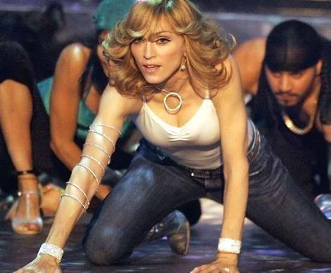 Madonna Hot Sexy Still