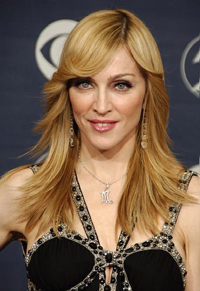 Madonna Sexy Eyes Look Still