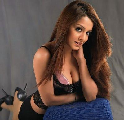 Celina Jaitley Sexy Cleavages Expose Photo Shoot