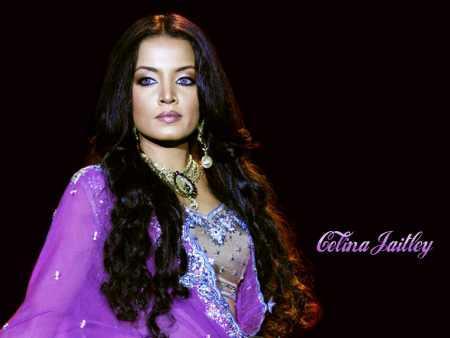 Hot Celebrity Celina Jaitley Latest Wallpaper