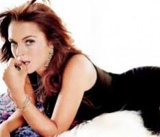 Lindsay Lohan Sexy Hot Look Still
