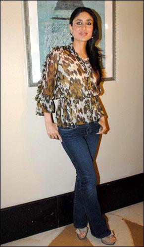 Kareena Kapoor Stylist Pic In Jeans