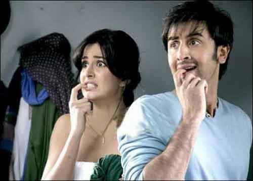 Katrina Kaif And Ranbir Amazing Look In Ajab Prem Ki Gazab Kahani