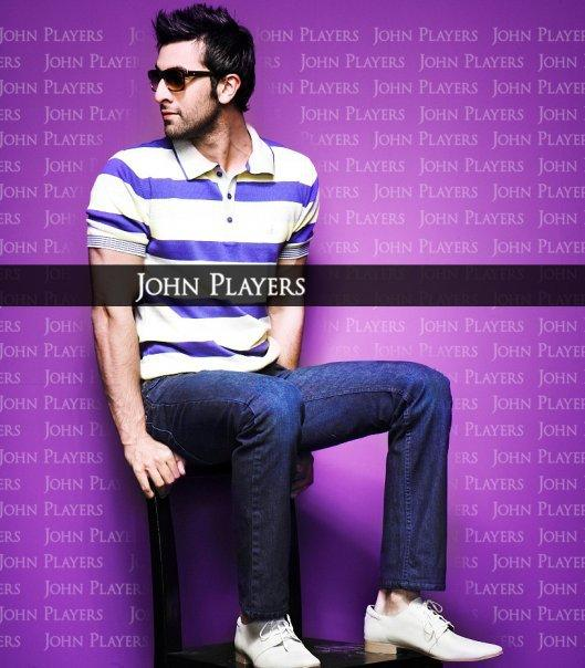 Ranbir In John Players Winter Collection Advertisements