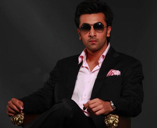 Ranbir Kapoor Glamorous Look Pic