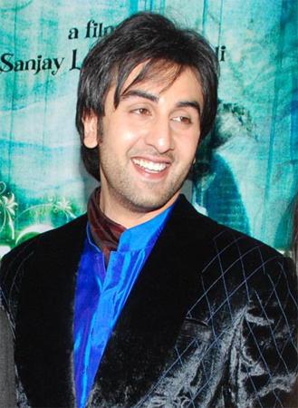 Ranbir Kapoor Sweet Smiling Face Look Stills