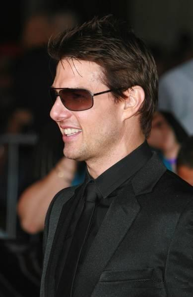 Tom Cruise Side Face Look Nice Stills