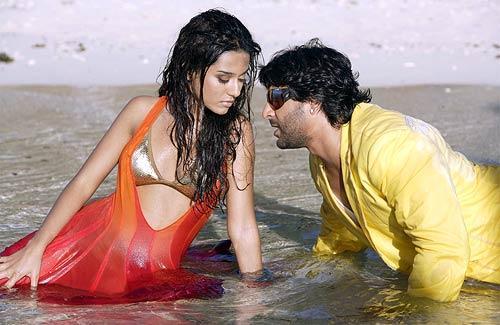 Amrita Rao Sexy Still