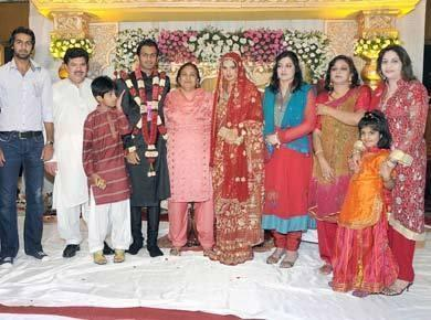 Sania Mirza Marriage Photo