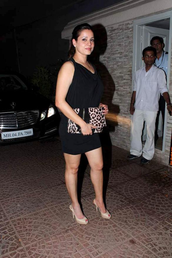 Neelam Kothari Sexy Still at Ekta Kapoor's Birthday Party