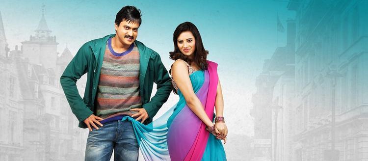 Sunil And Isha Chawla Dashing Look Photo From Movie Mr Pellikoduku
