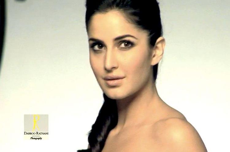 Katrina Kaif Charming Face Look Photo Shoot For Dabboo Ratnani 2013 Calendar