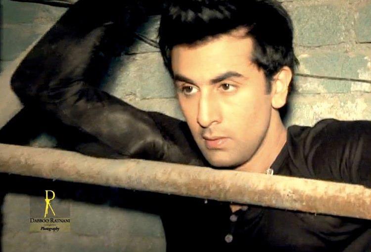 Ranbir Kapoor Dazzling Face Look Photo Shoot For Dabboo Ratnani 2013 Calendar